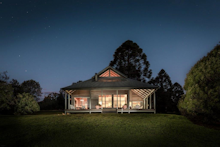 BUNYA MOUNTAINS ACCOMMODATION CENTRE - GRASSTREES