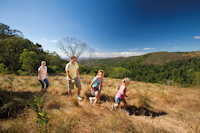 BUNYA MOUNTAINS - FAMILY HOLIDAY TIPS