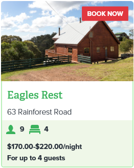 BUNYA MOUNTAINS - EAGLES REST