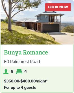 BUNYA MOUNTAINS - BUNYA ROMANCE