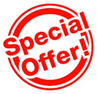 SPECIAL OFFER FROM EXPRESSWAY SIGNS