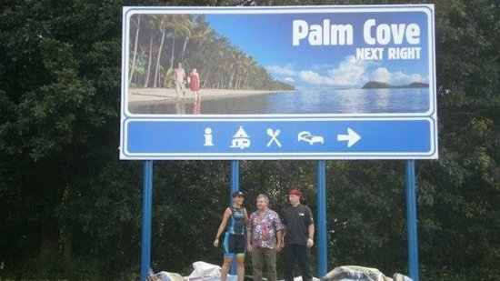 EXPRESSWAY SIGNS PALM COVE