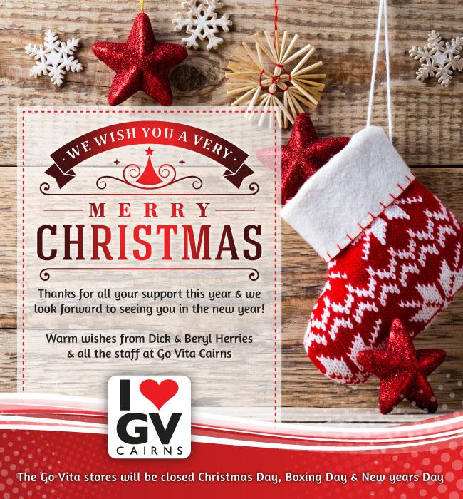 A Very Merry Borik�n Christmas: Merry Christmas From Go Vita