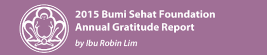 BUMI SEHAT FOUNDATION