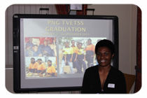 PNG TRADE SCHOLARSHIP STUDENTS