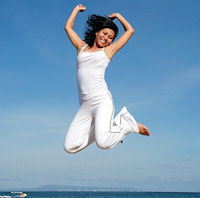 JUMP FOR JOY AND BE CLUTTER FREE